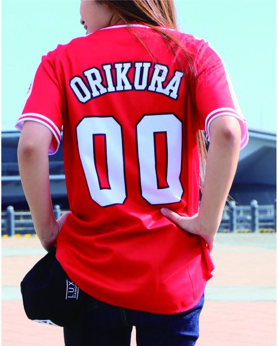 ベースボールTシャツ
